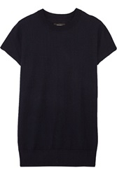 Isabel Marant Omi Cashmere Blend Sweater Blue