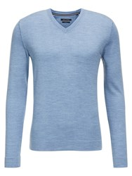 Marc O'polo Knitted Sweater Denim Faded