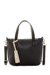 Carlos By Carlos Santana Baylee Mini Satchel Crossbody Black