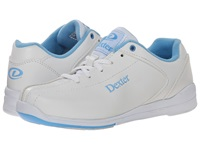 Dexter Raquel Iv White Blue Women's Bowling Shoes