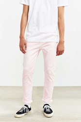 Levi's Overdyed Pink 510 Skinny Jean