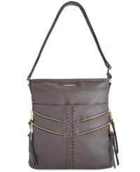 Rampage Hobo Only At Macy's Dark Grey