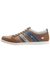 Tom Tailor Trainers Nuts Brown