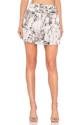 Twelfth St. By Cynthia Vincent Shirt Pleated Skirt Pink