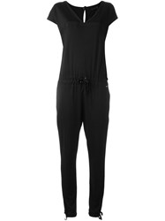 Diesel 'Narcisa' Jumpsuit Black