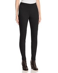 Eileen Fisher Seamed Leggings Black