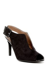 J. Renee Myra Ankle Strap Pump Wide Width Available Black