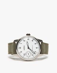 Weiss Watch Co. Standard Issue Field Watch Set White