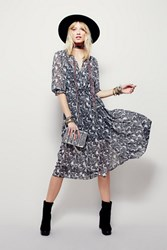 Free People Butterfly Maxi Dress