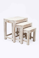 Kare Taberna Side Table Set Urban Outfitters