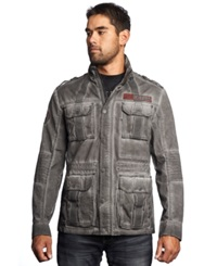 Affliction Fast And Loud Parka Jacket
