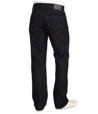 Nautica Slim Straight Fit 5 Pocket Jean In Marine Rinse Marine Rinse Men's Jeans Black