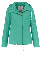 Ragwear Lynx Summer Jacket Deep Mint