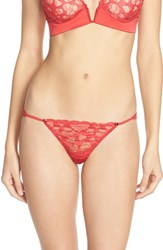 Women's Mimi Holliday 'Poison Ivy Star' Strappy Back Briefs