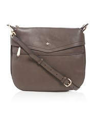 Nica Finn Grey Cross Body Bag Grey