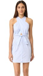 6 Shore Road Riviera Dress Blue Stripe