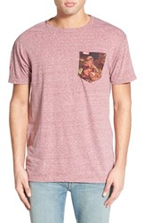 Men's Ames Bros. 'High Trouble' Pocket T Shirt
