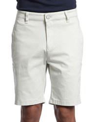 Heritage Nevada Washed Denim Shorts Creme