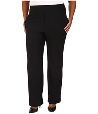 Lysse Plus Size Leigh Pants Black Women's Casual Pants