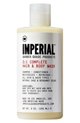 Imperial Barber Grade Products '3 To 1 Complete' Shampoo Conditioner And Body Wash