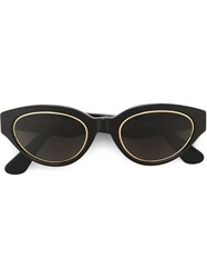 Retrosuperfuture 'Drew Impero' Sunglasses Black