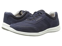Rockport Walk Together Mudguard Deep Ocean Nubuck Women's Shoes Navy