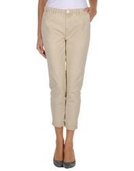Mih Jeans Casual Pants Beige