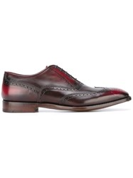 Alberto Fasciani 'Sasha' Oxford Shoes Black