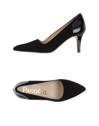 Paco Gil Pumps Black