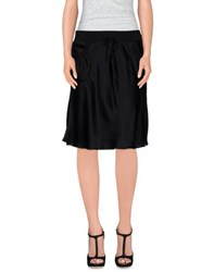Nolita De Nimes Skirts Knee Length Skirts Women Black