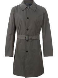 Ps Paul Smith Classic Raincoat Green