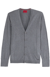 Hugo Cotton Silk Scardinus Cardigan