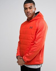 Under Armour Swacket Hooded Jacket In Orange 1282193 860 Orange