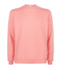 Paul Smith London Classic Cashmere Sweater Male Pink