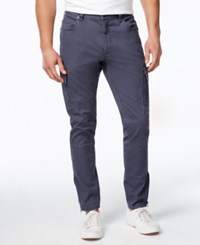 American Rag Men's Slim Fit Cargo Pants Only At Macy's Thunder