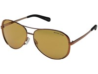 Michael Kors Chelsea Copper Fashion Sunglasses Bronze