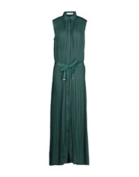 Veronique Branquinho Dresses Long Dresses Women Dark Green