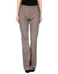 Peserico Sign Casual Pants Khaki