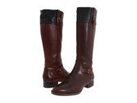 Ariat York Brown Black Women's Zip Boots