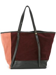 See By Chloe 'Andy' Tote Pink And Purple