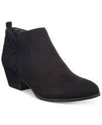 Styleandco. Style Co. Wessley Casual Booties Only At Macy's Women's Shoes Black