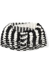 Missoni Cashmere Headband Black