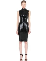Atsuko Kudo Joy Latex Pencil Dress