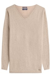 Woolrich Cashmere Pullover Camel