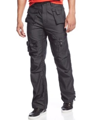 Sean John Classic Flight Pants Pm Black