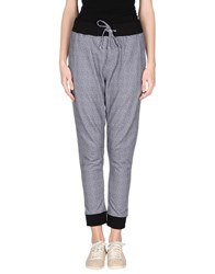 Officina 36 Trousers Casual Trousers Women Grey