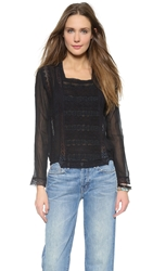 Candela Ciara Top Black