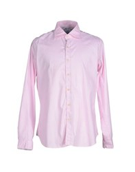 Agho Shirts Shirts Men Pink