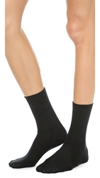 Falke Soft Merino Socks Black