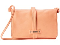 Roxy Globe Trotter Messenger Shoulder Melon Shoulder Handbags Orange